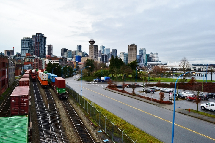 transcontinental railway british columbia vancouver canada