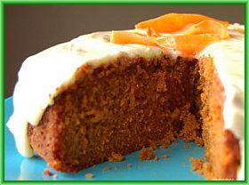 Wild Carrot Cake