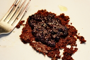 how to make dock seed flour night shade pastry by the northwest forager